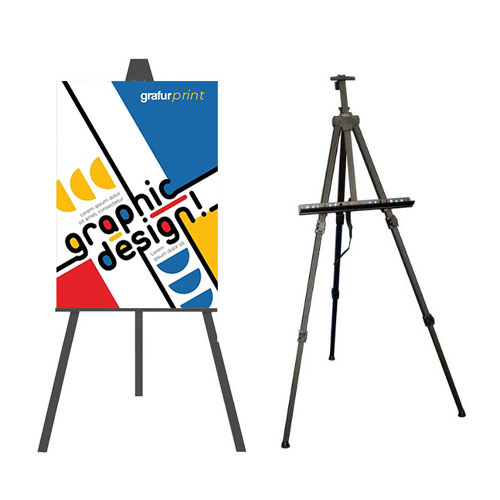Easel Stand Banner